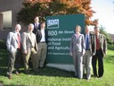 PINEMAP collaborators visit NIFA Headquarters in Washington, DC.